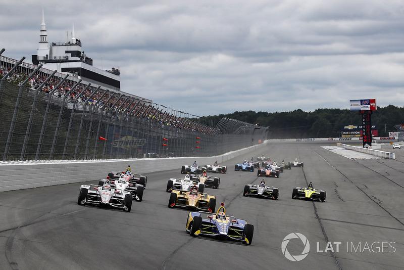 Alexander Rossi, Andretti Autosport Honda líder