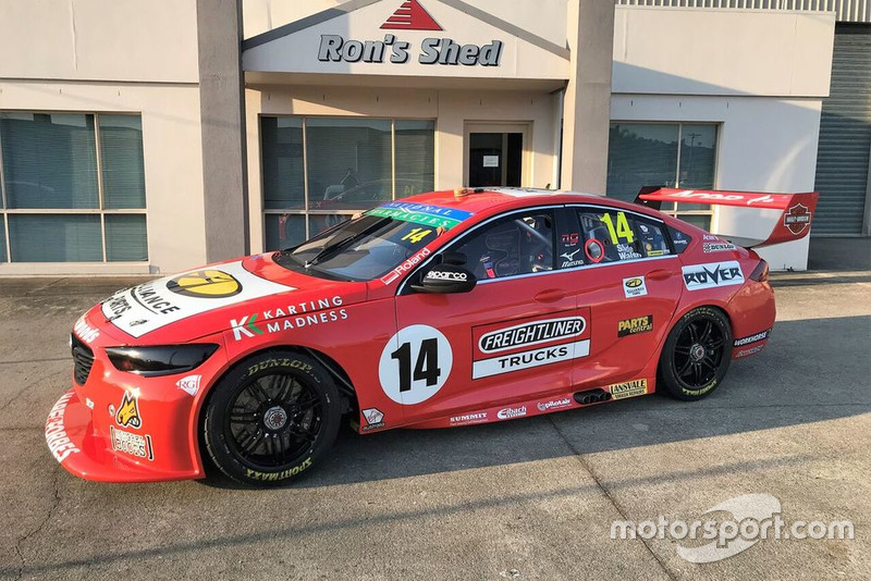 Brad Jones Racing – Tim Slade/Ash Walsh