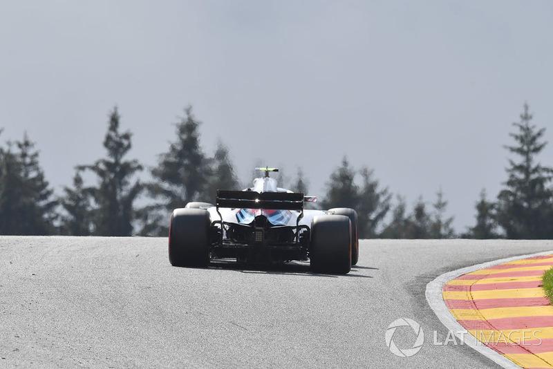 18. Sergei Sirotkin, Williams FW41