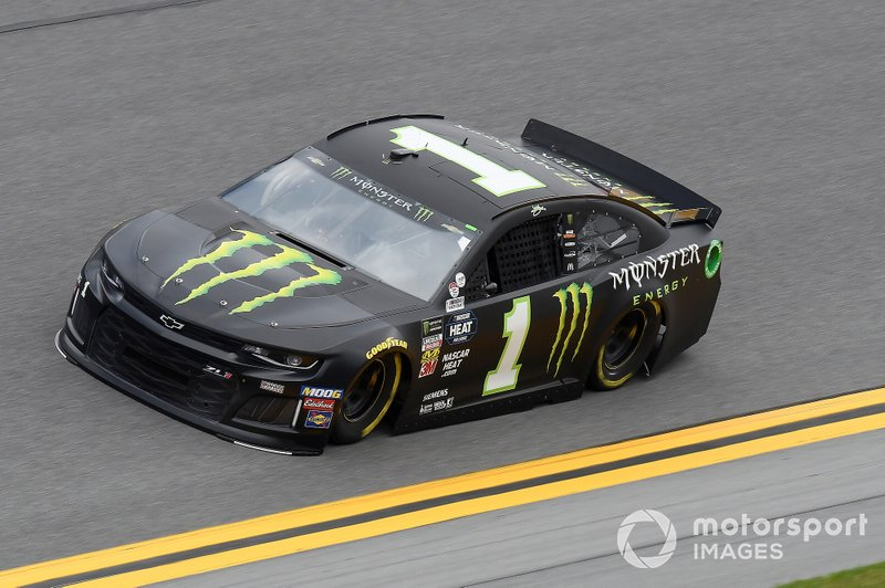 #1: Kurt Busch, Chip Ganassi Racing, Chevrolet Camaro