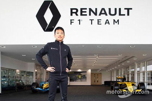 Présentation de la Renault Sport Academy 2019