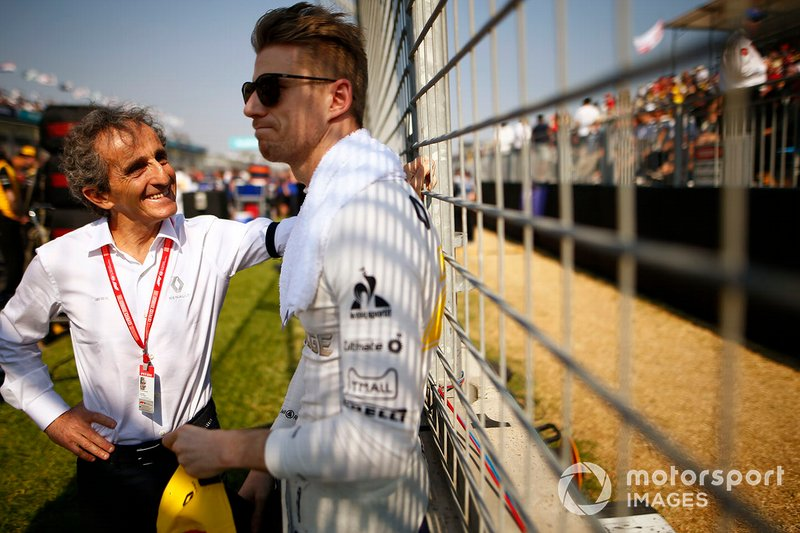 Nico Hulkenberg, Renault F1 Team