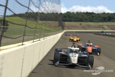 Indycar iRacing Challenge Round 4