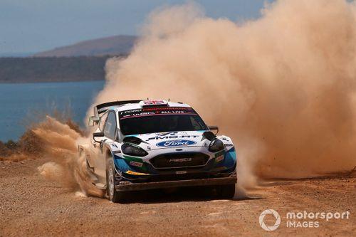 Rally della Grecia