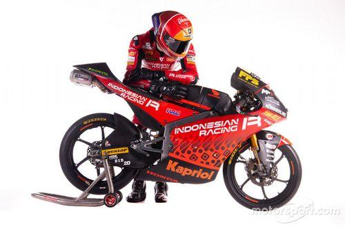 Peluncuran Gresini Moto3