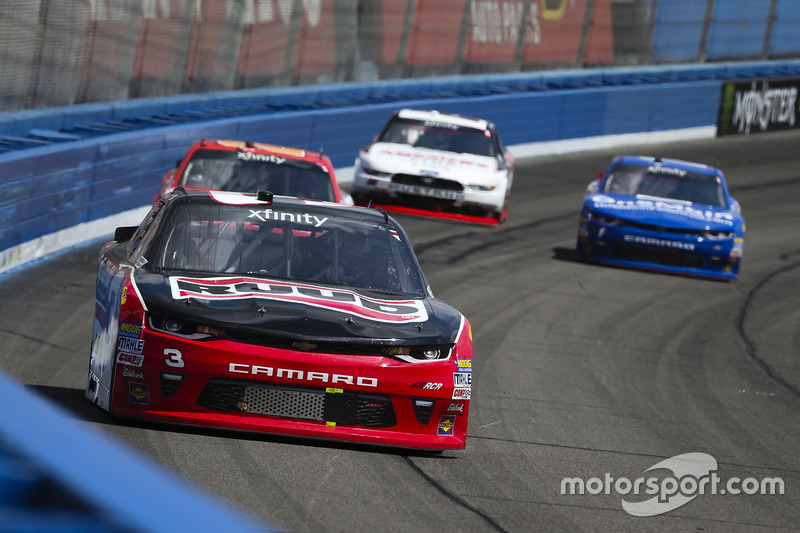 Ty Dillon, Richard Childress Racing. Chevrolet