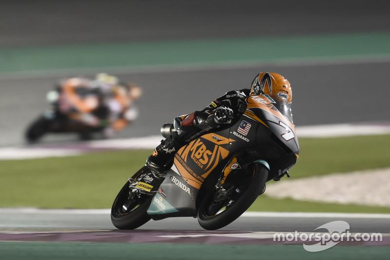 Adam Norrodin, SIC Racing Team