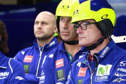 Yamaha Factory Racing, crew