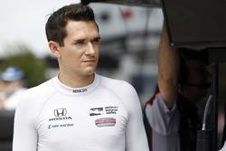 Михаил Алешин, Schmidt Peterson Motorsports Honda