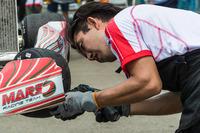 Takeharu Nakamori, Mars Racing Team Mechanic