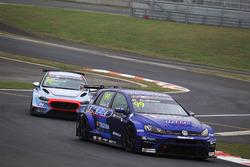 Rafaël Galiana, WestCoast Racing, Volkswagen Golf GTI TCR
