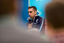 Press Conference:  Sébastien Buemi, Renault e.Dams.