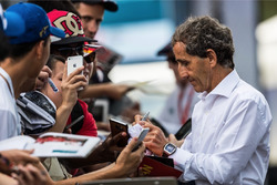 Alain Prost, Renault Sport F1 Team RS17 Danışmanı