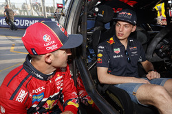 Max Verstappen, Red Bull Racing, Jamie Whincup, Triple Eight Race Engineering Holden