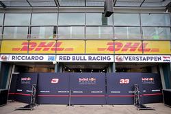 Гараж Red Bull Racing