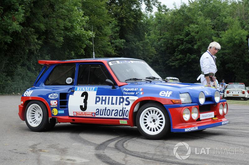 Jean Ragnotti Renault 5  Turbo