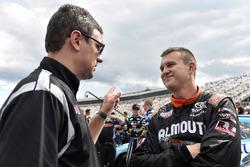 Ryan Preece, Joe Gibbs Racing Toyota, mit Chris Gabehart