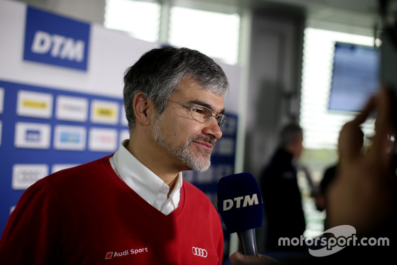 Dieter Gass, Head of DTM Audi Sport