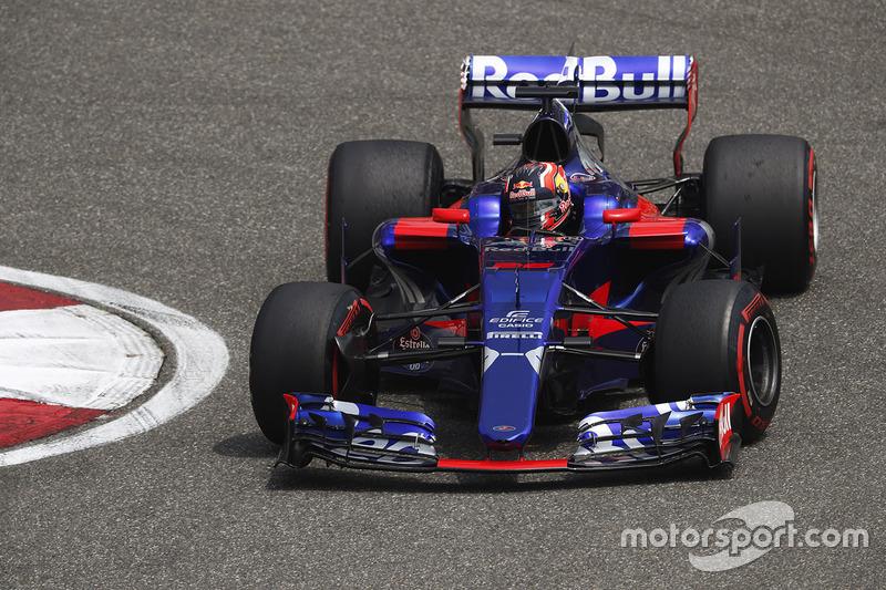 9: Даниил Квят, Scuderia Toro Rosso STR12