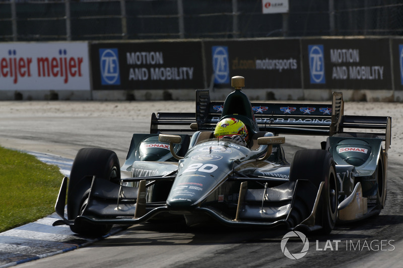 Spencer Pigot, Ed Carpenter Racing, Chevrolet