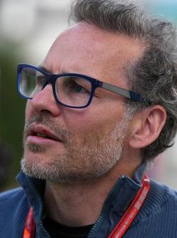 Jacques Villeneuve, Movistar TV