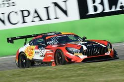 Alex Fontana, Daniele Perfetti, Mercedes AMG-GT3, AKKA ASP