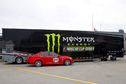 Monster Energy Nascar Cup Series official pace car