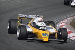René Arnoux, Renault RE20