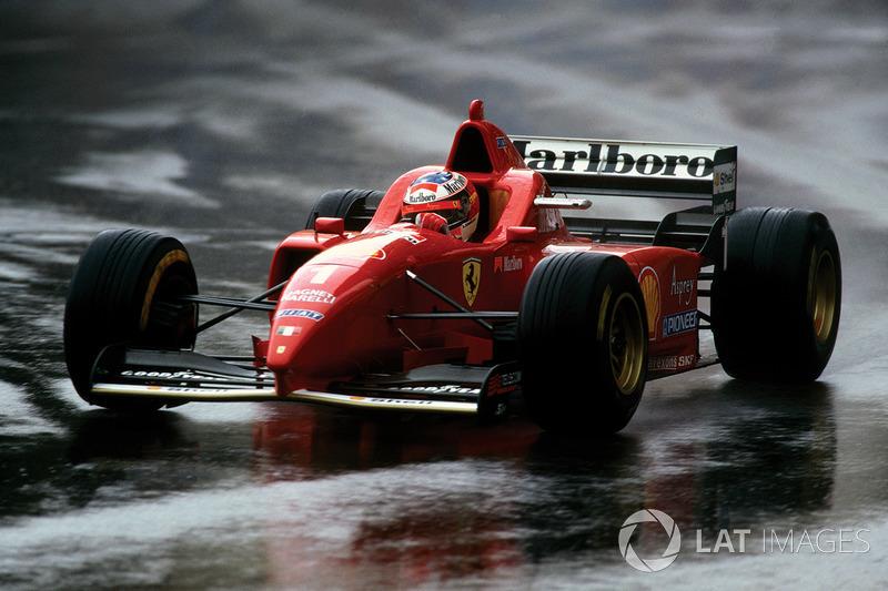 David Coulthard (Michael Schumacher)