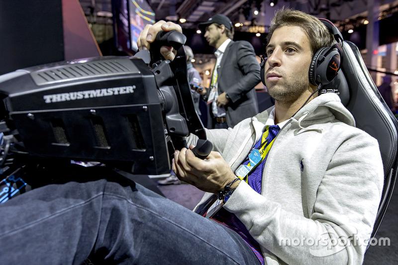 Antonio Felix da Costa, Amlin Andretti