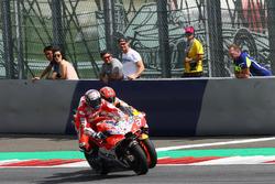 Andrea Dovizioso, Ducati Team, Marc Márquez, Repsol Honda Team