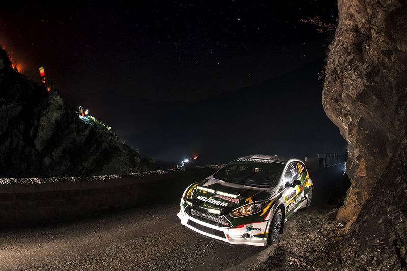Henk Vossen, Sander van Barschot, Ford Fiesta
