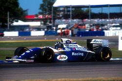 Damon Hill, Williams FW16 Renault
