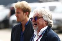 Nico ve Keke Rosberg