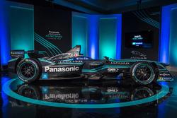 Lanzamiento de Jaguar Racing