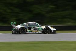 #28 Alegra Motorsports Porsche 911 GT3 R: Daniel Morad, Patrick Long