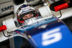 Egor Orudzhev, SMP Racing