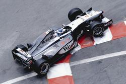 Mika Hakkinen, McLaren MP4/13 Mercedes
