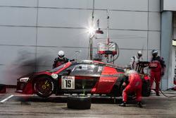 #15 Audi Sport Team Phoenix Audi R8 LMS in pit
