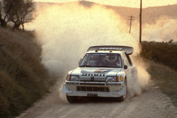 Juha Kankkunen, Juha Piironen, Peugeot 205 Turbo 16