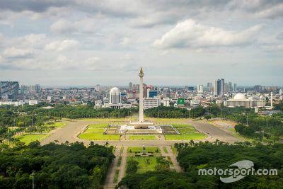 Jakarta race announcement