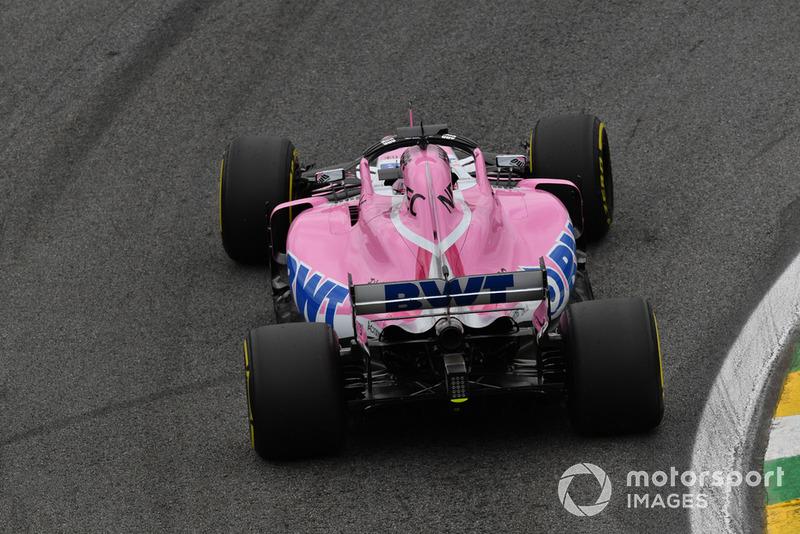 9 місце — Серхіо Перес, Force India