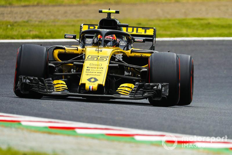 13: Carlos Sainz Jr., Renault Sport F1 Team R.S. 18, 1:30.490