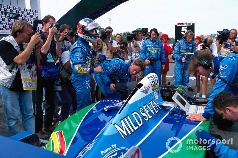 #10 GP d'Europe 1994