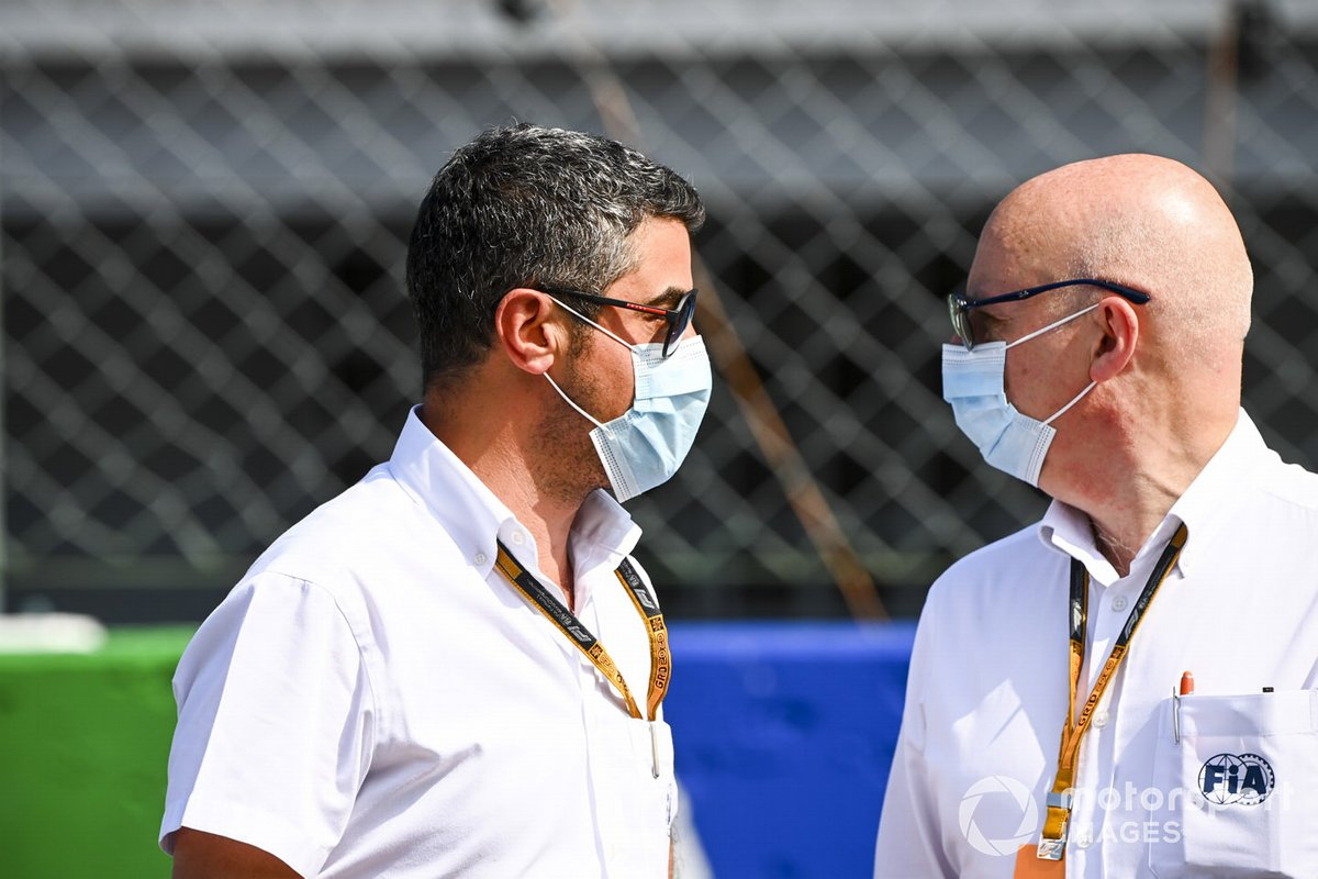 Michael Masi, Race Director, FIA