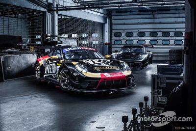 Porsche Team Announcement