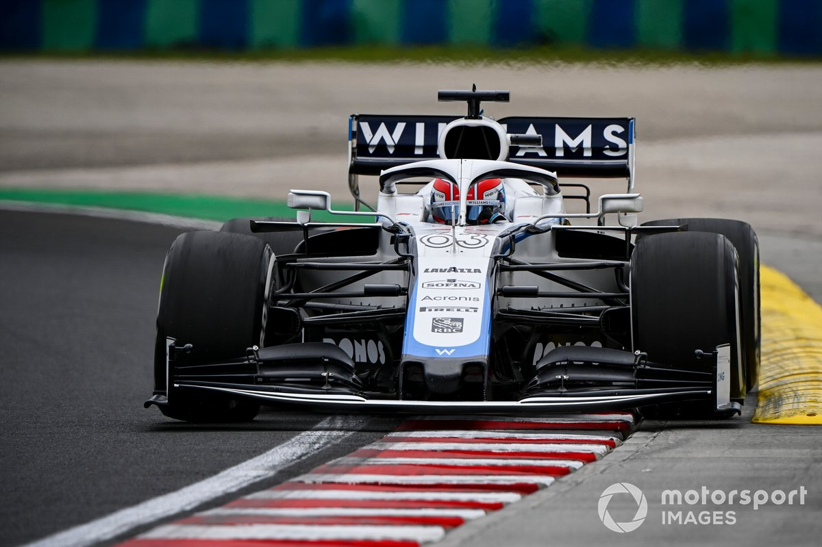 P12 George Russell, Williams FW43