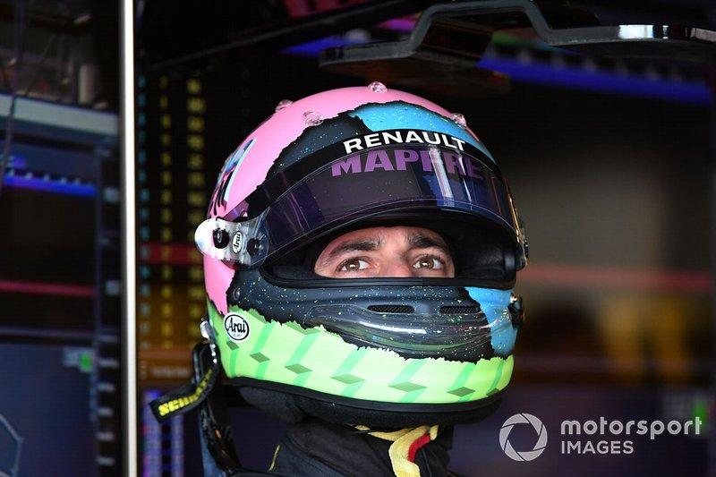 Даніель Ріккардо, Renault F1 Team