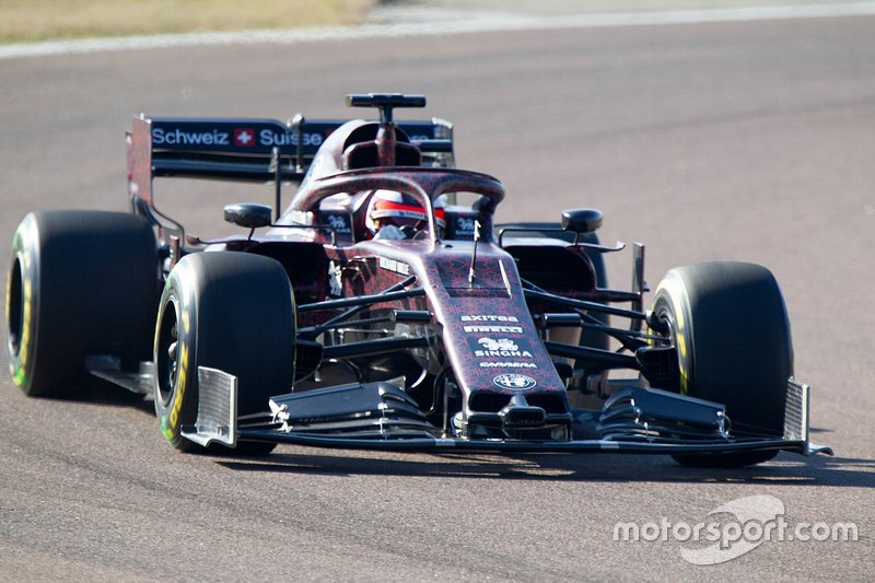 Кімі Райкконен, Alfa Romeo Racing
