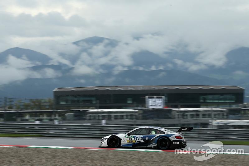 9. Philipp Eng, BMW Team RBM, BMW M4 DTM